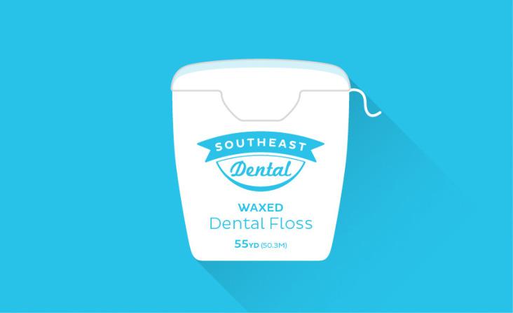 Dental Tips - Flossing - Southeast Dental Markham