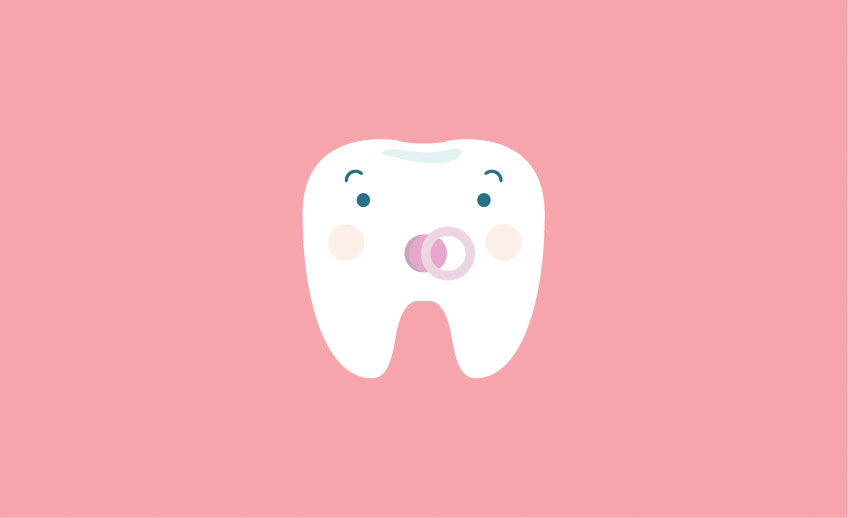 Baby 39 s first tooth at birth southeast dental markham for Baby first tooth decoration